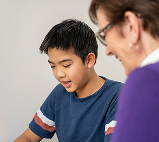 Therapy for School Aged Children Image