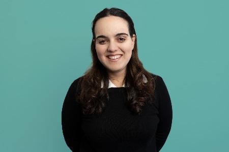 Joanna Hadjimichael Portrait Image