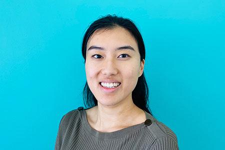 Tina Cai Portrait Image