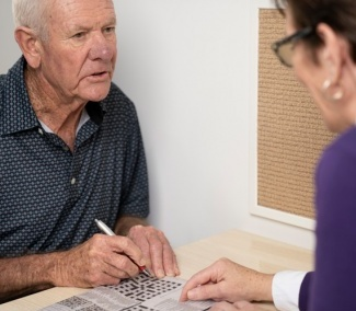Speech Therapy For Problems Resulting From A Stroke Or Head Injury