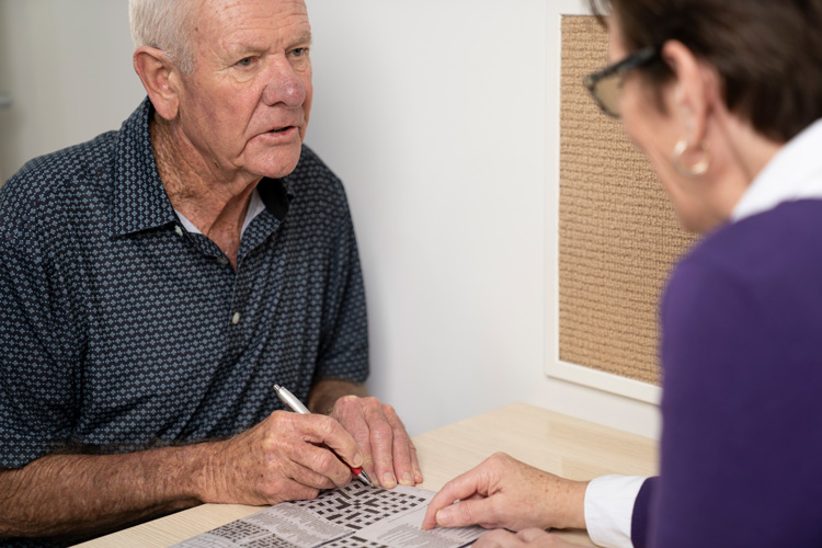 Speech Therapy For Problems Resulting From A Stroke Or Head Injury | Eastside Speech Solutions